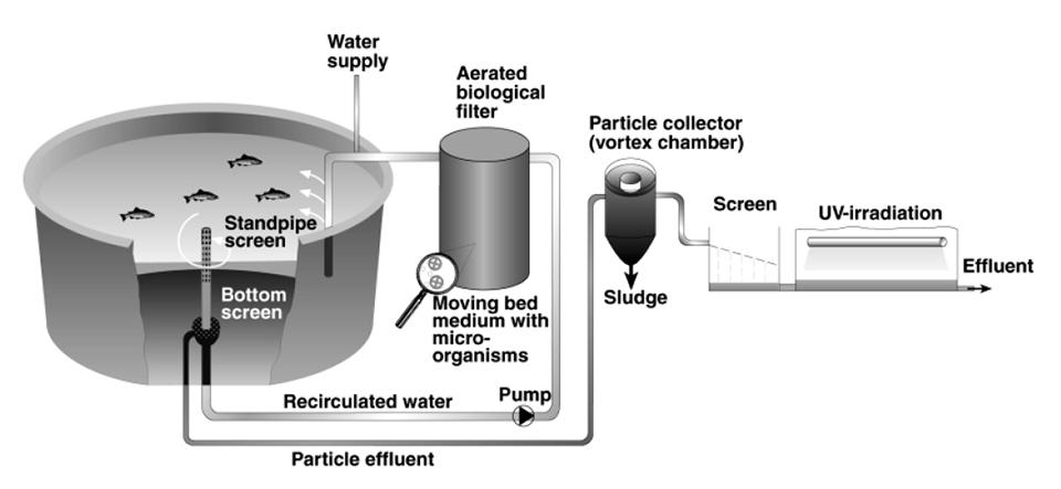 Recirculation technologies