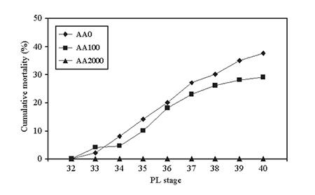 shrimp postlarval nutrition