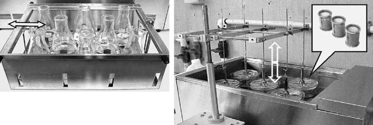 Article image for Determining physical stability of shrimp feeds