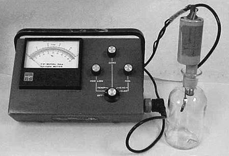 biochemical oxygen demand