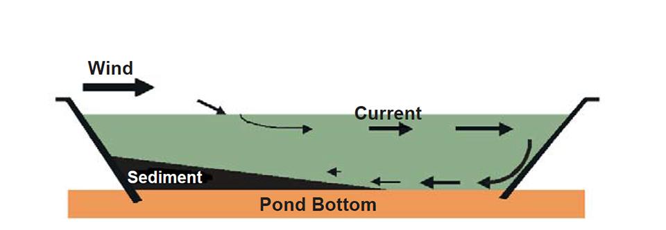 sedimentation processes