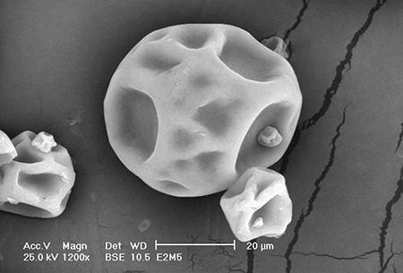 Microencapsulated