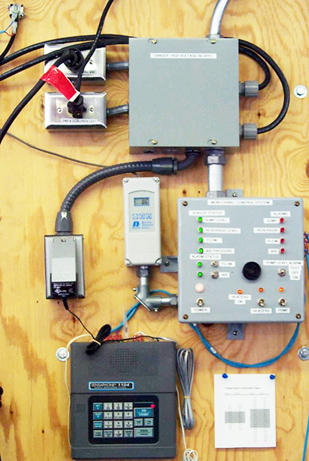 Article image for Process control, monitoring options in intensive recirculation systems