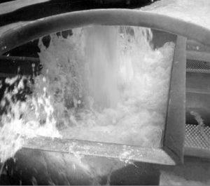Dissolved gas