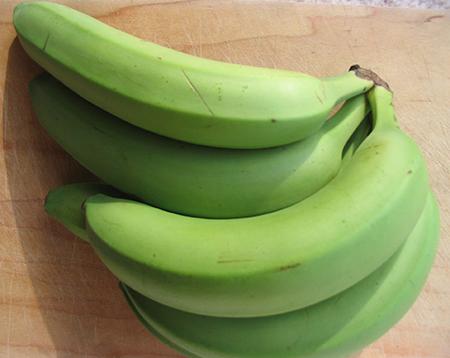 Banana meal