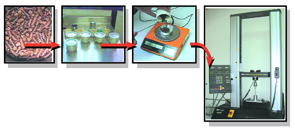 Article image for Pellet stability, hardness influence feed consumption of Pacific white shrimp