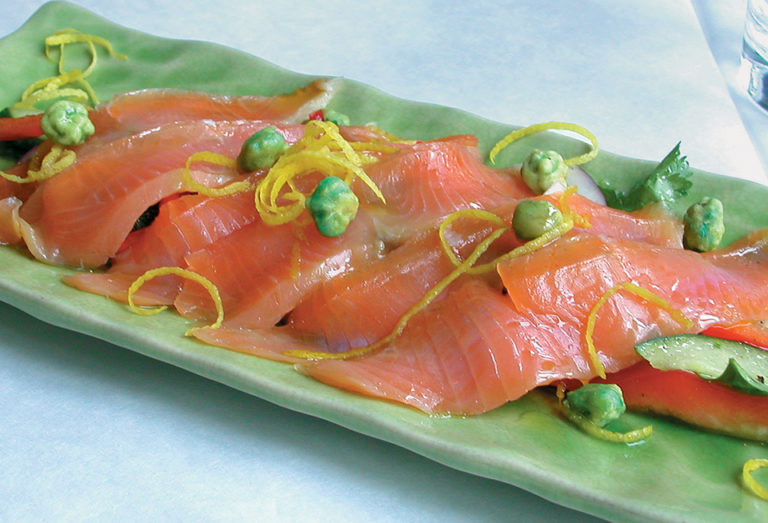 Article image for Fat content, freezing affect cold-smoked salmon quality