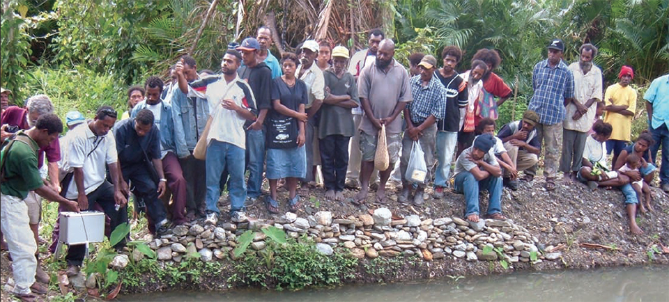 Article image for Freshwater farming in Papua New Guinea