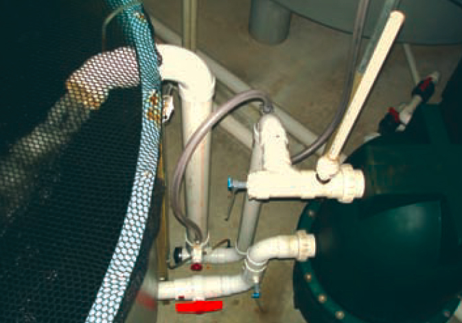 Article image for Airlifts combine pumping, water treatment in recirculation systems