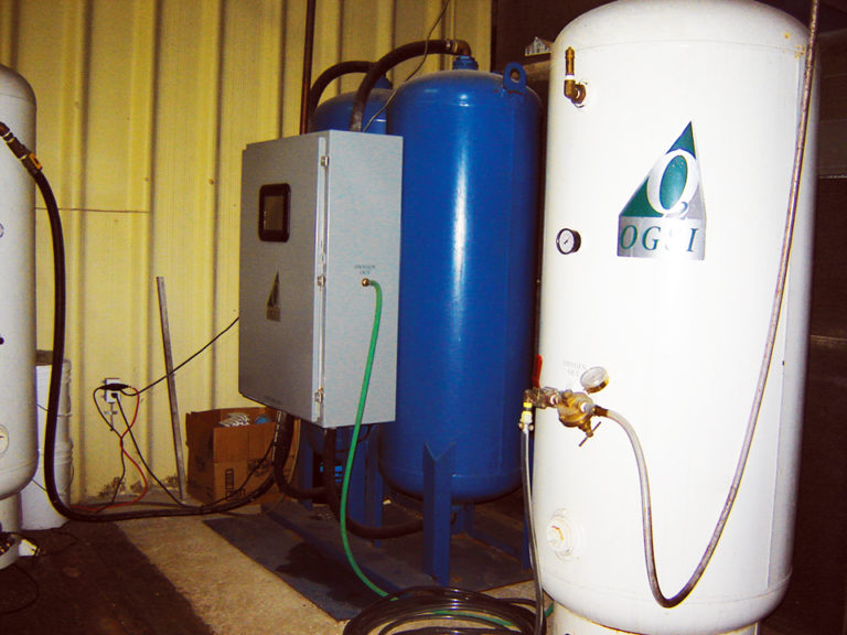 Article image for Oxygen sources for aquaculture farms