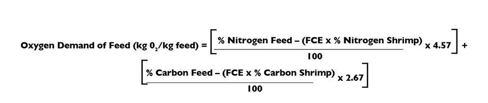 feed oxygen