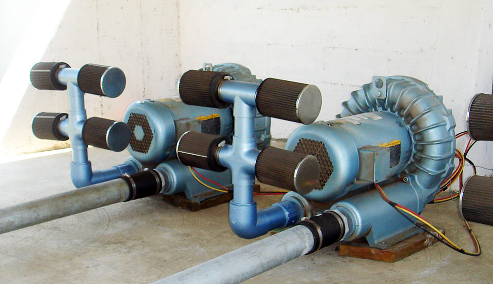 Regenerative blowers