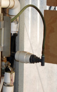 Venturi injectors