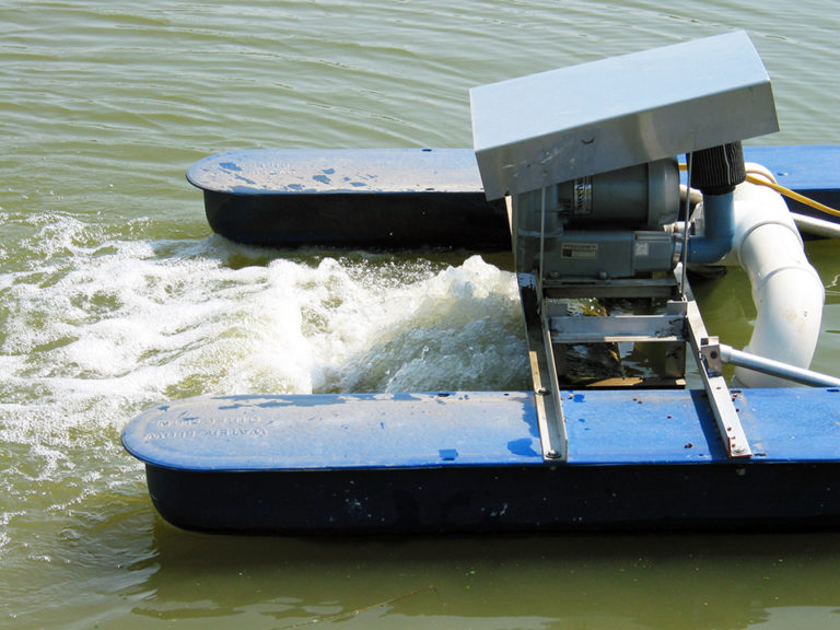 Article image for Rectangular airlift pump design outperforms cylindrical units