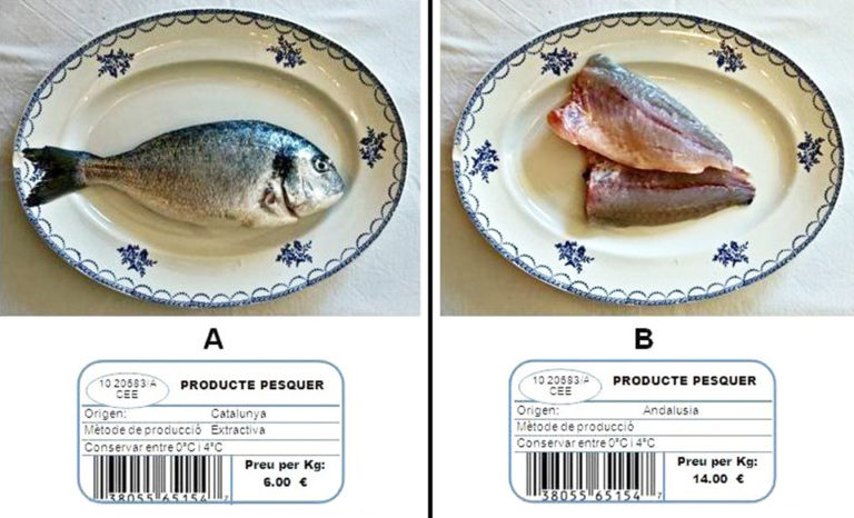 Article image for Survey: Consumers in Catalonia accept farmed sea bream, vary on form