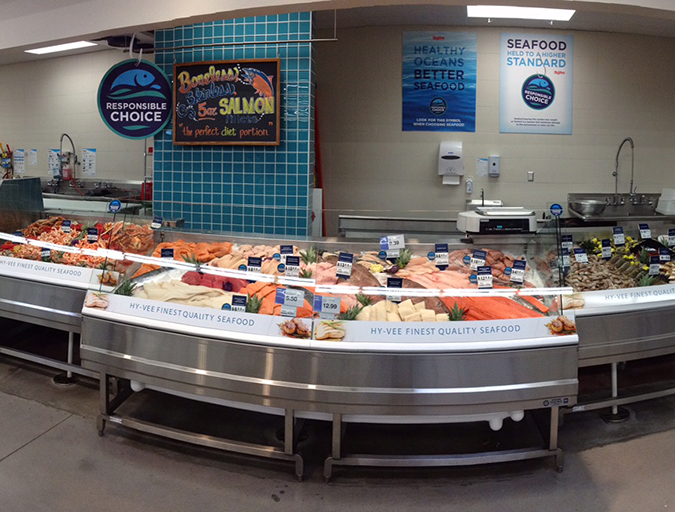 Article image for Keep-it-simple seafood: Hy-Vee's retail strategy
