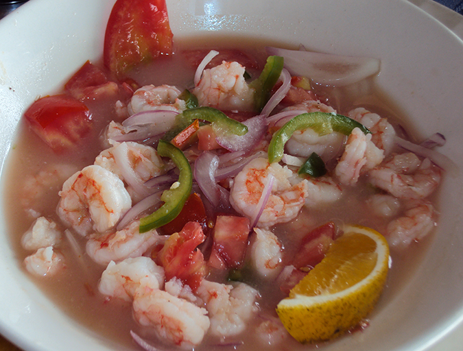 Article image for Facts about shrimp and cholesterol