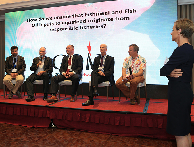 Article image for Taking on the task of sourcing fishmeal, fish oil responsibly