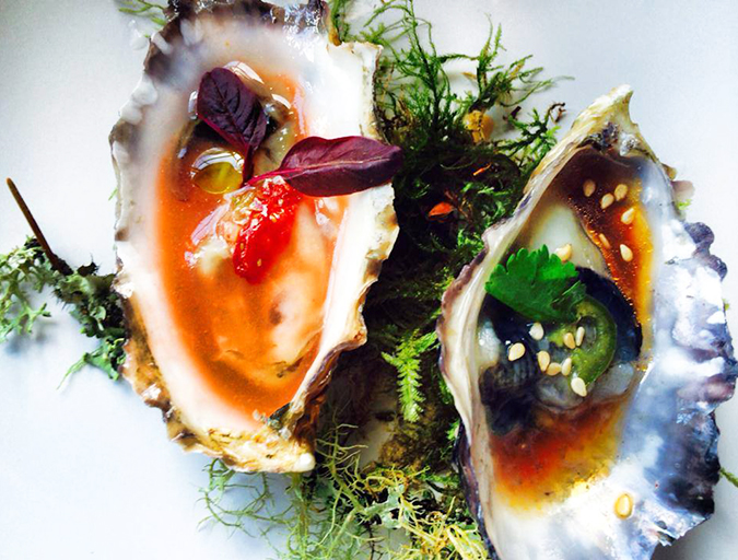 Article image for Cup size matters, but for oysters, branding matters more