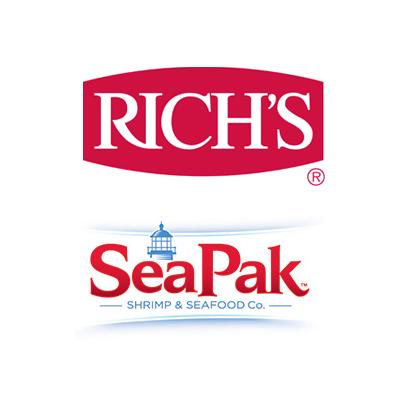 Rich's; SeaPak Shrimp & Seafood Co.