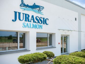 jurassic salmon office