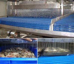 brine freezer
