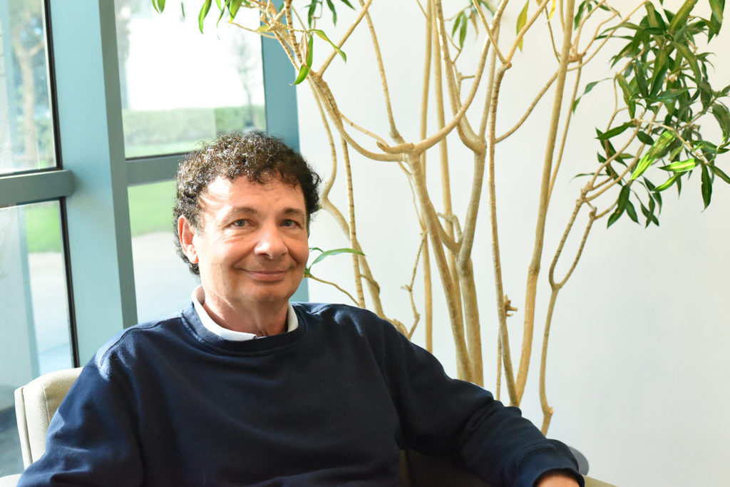 Walt Rakitsky, Ph.D., senior VP of emerging business at TerraVia