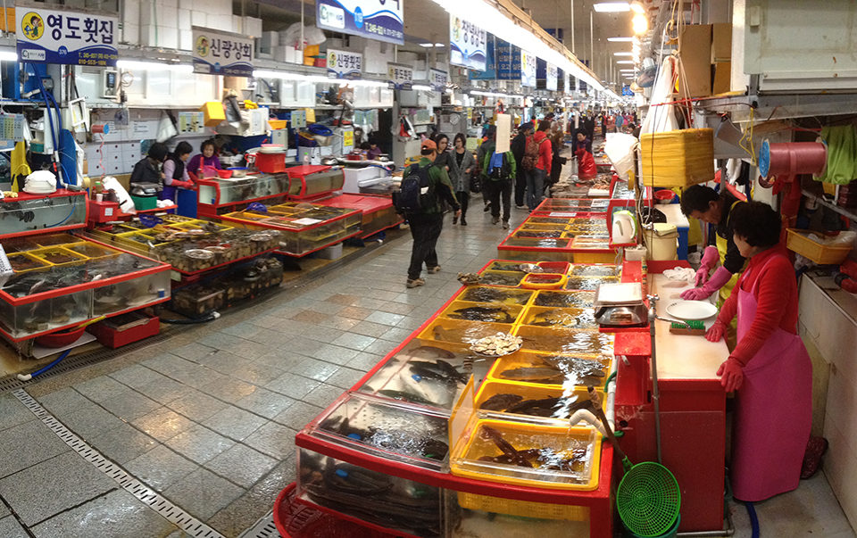 Seafood demand
