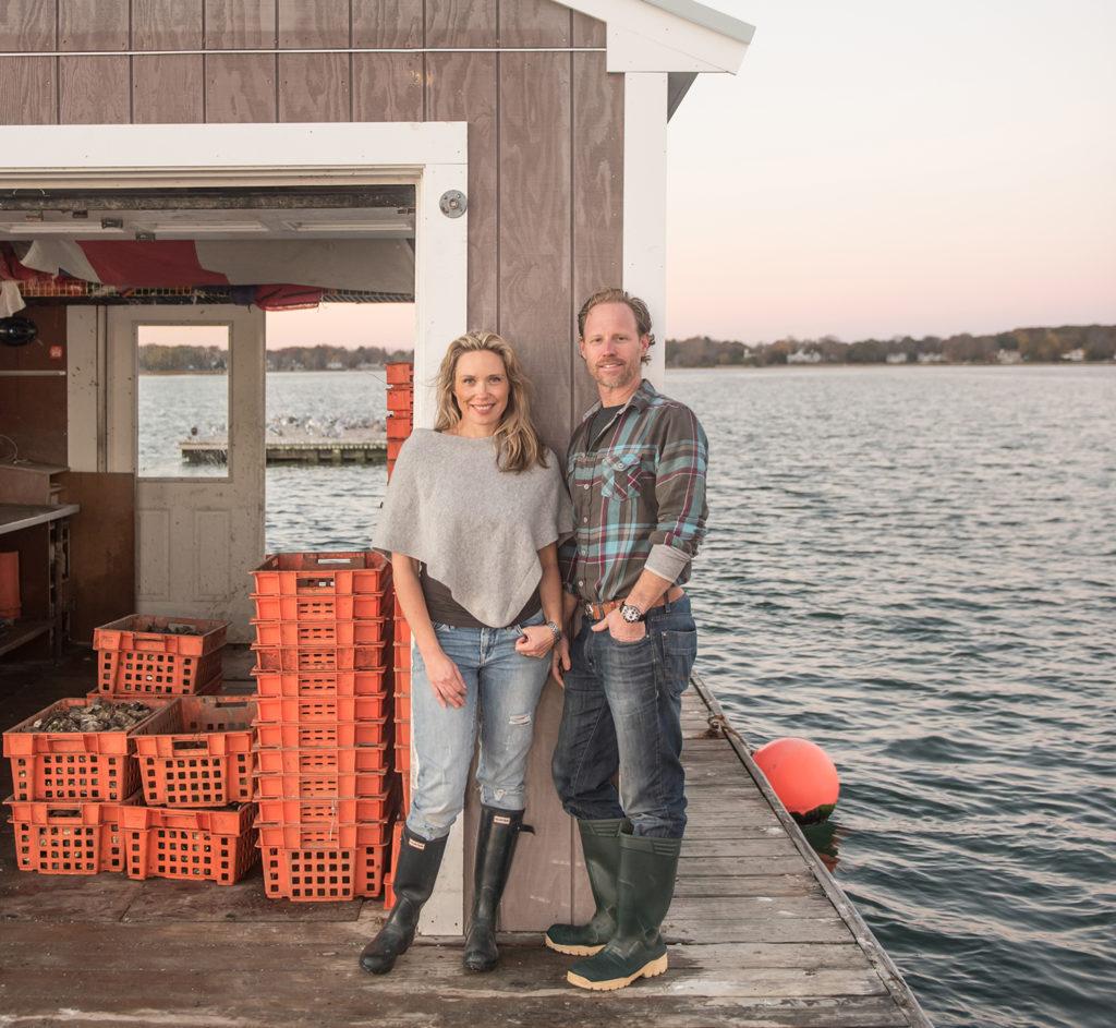 Article image for Buy-valves: Massachusetts farmers grow online oyster business