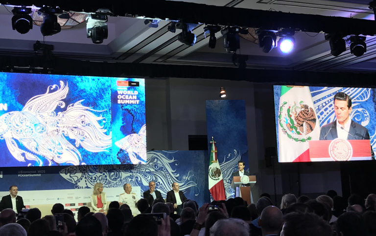 Article image for At World Ocean Summit, Mexico asks: What do we want our oceans to be?