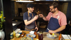 Salty Farmer Stories – Coming Soon to Primetime Thanks to Good Catch + oysters