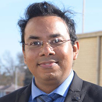 Amit Kumar Sinha, Ph.D.