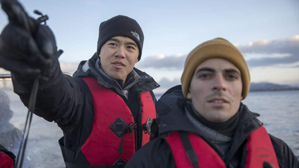 Article image for Now Hatching: Millennial duo's aquaculture analytics software
