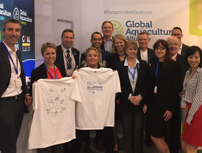 Article image for Busy in Brussels: GAA, BAP Highlights from Seafood Expo Global
