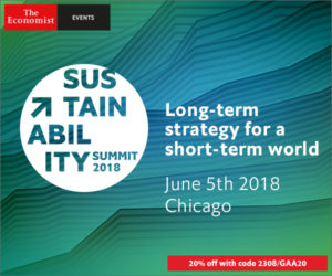 GAA Partners with The Economist for Sustainability Summit