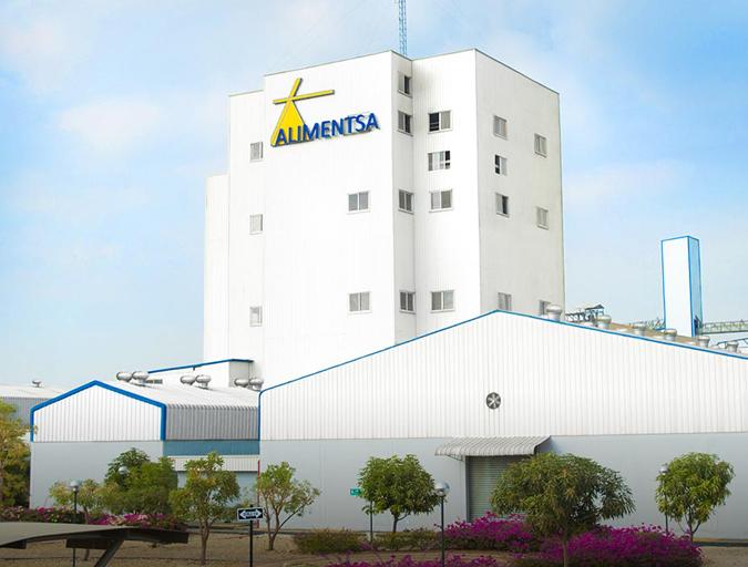 Alimentsa feed mill