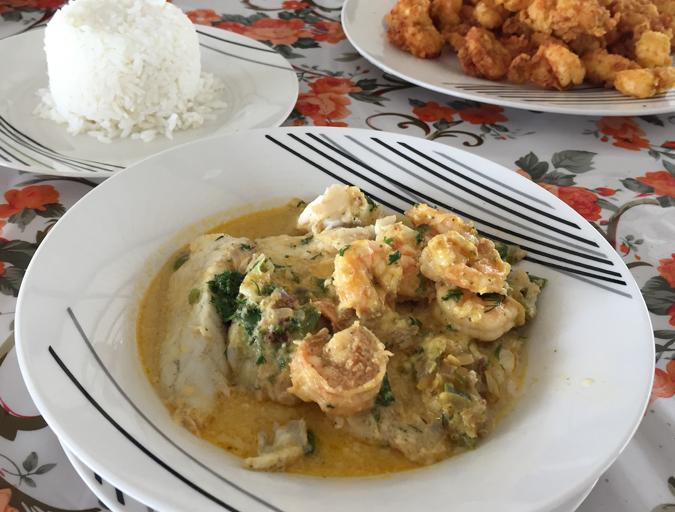 Aray lunch