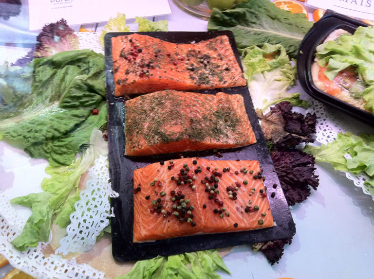 Article image for Consumers' salmon perceptions relate to consumption frequency