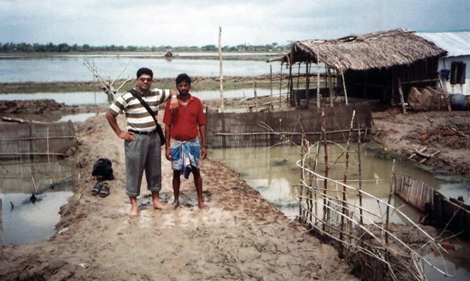 Article image for Evolution of shrimp farming in Bangladesh