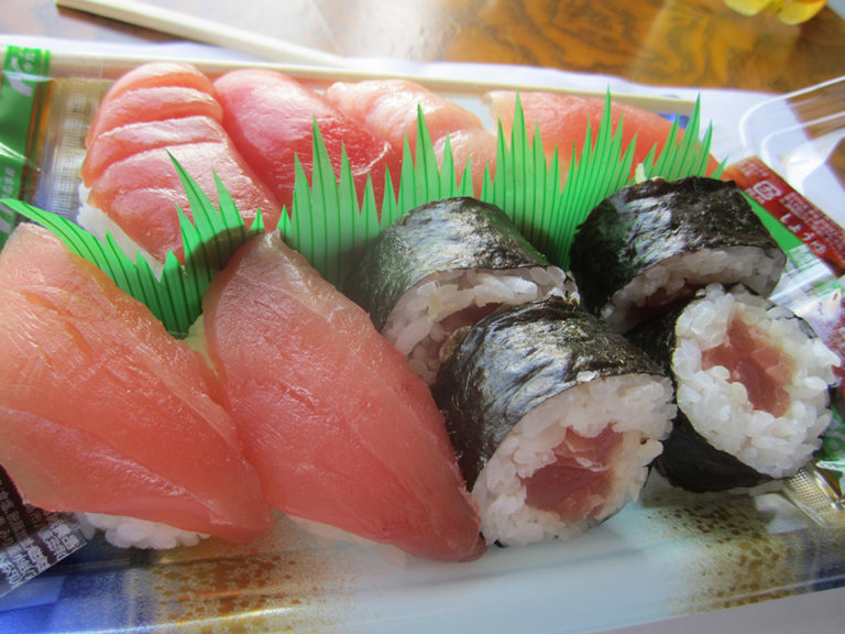 Article image for Seafood in Japan