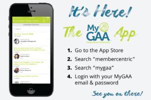 MyGAA app