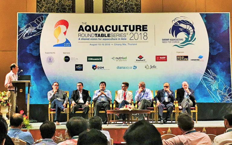 Article image for At Aquaculture Roundtable Series, talk of change for Thai shrimp