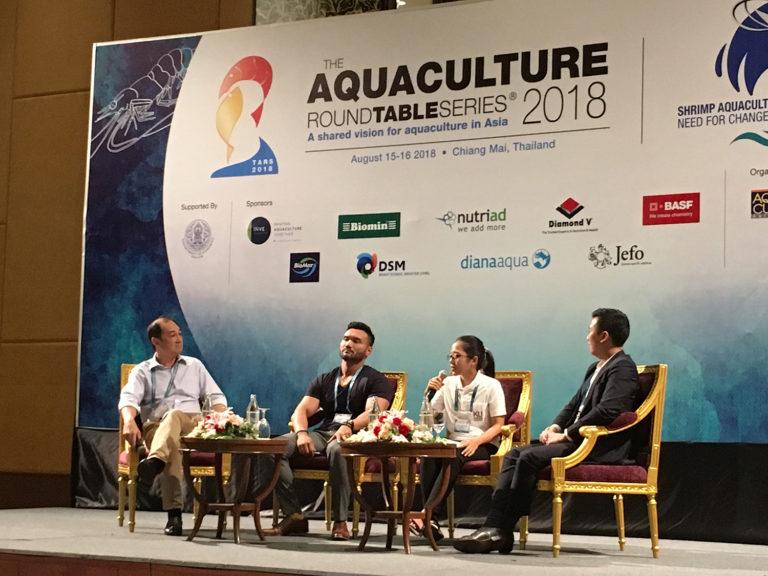Article image for En la Serie de Mesas Redondas de Acuacultura, se habló de cambio para el camarón