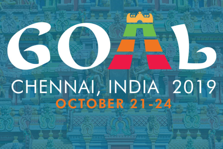 Featured image for Chennai, India, To Host GAA's GOAL 2019 Conference