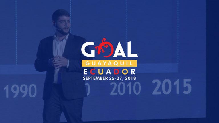 Article image for GOAL 2018 presentation: Isaac Fraynd, Aqua-Spark