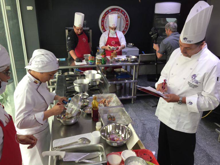 Featured image for Help GAA Provide Student Chefs with a Life-Changing Experience