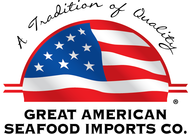 Great American Seafood imports logo