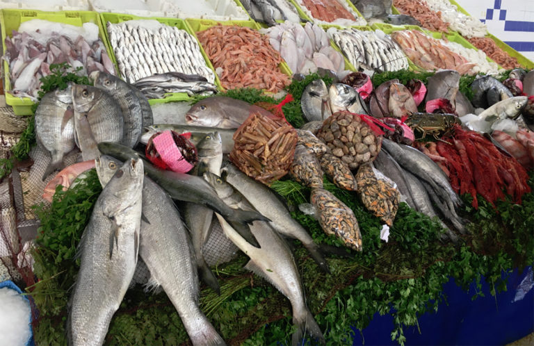 Article image for The Arab region seafood marketplace, part 1
