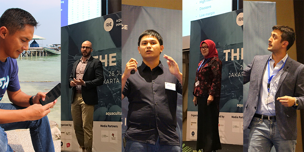 Article image for Aquaculture Innovation Challenge taps startup spirit to lift Indonesia's shrimp sector