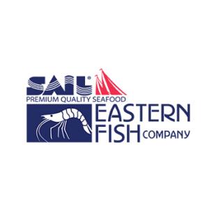 Sail Premium Quality Seafood - Eastern Fish Company logo